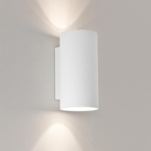 Plaster Pillar Light