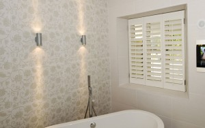 Bathroom Lighting by Claire Pendarves of Luxplan