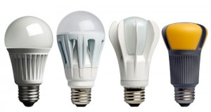 Standard LED bulbs