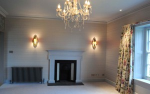 Traditional lighting by Luxplan