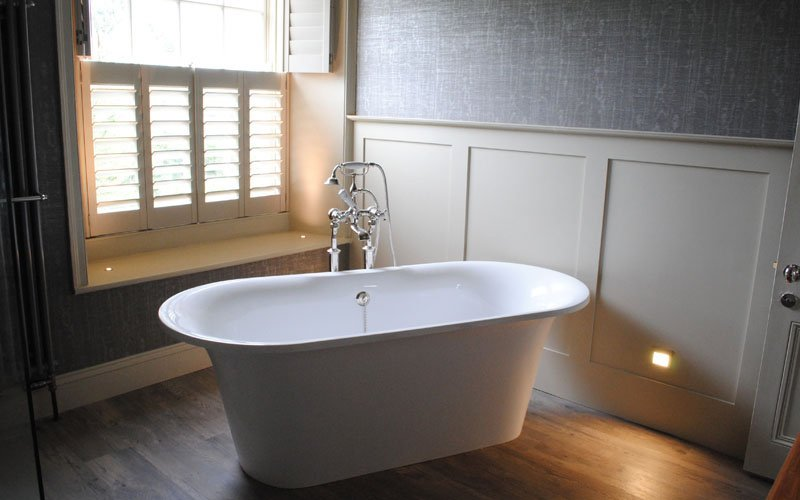 How to Light Bathrooms and Wet Rooms