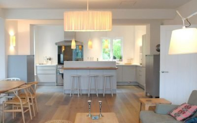 How to Light Open Plan Spaces
