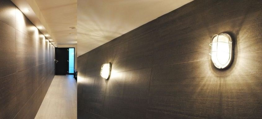 How to Light a Hallway